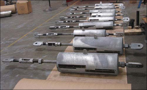 48 Sway Braces for a Refinery Expansion Project