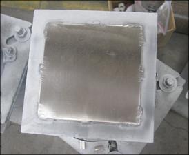 Stainless Steel Slide Plates