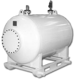 Pressure Vessel Manufactured by Sweco Fab