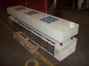 Big Ton with PTFE Slide plates