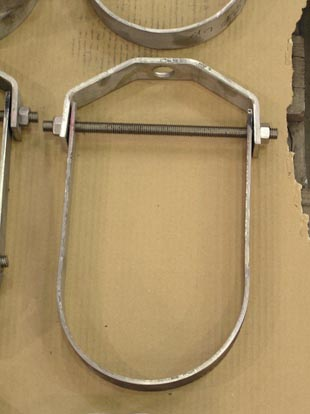 Stainless Steel Clevis Hanger