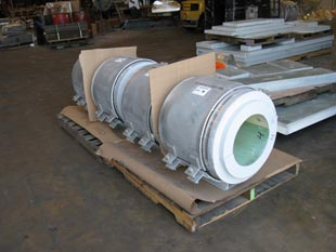 Cryogenic Pre-Insulated Pipe Supports