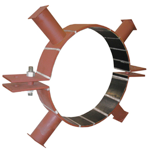 "Riser Clamp for 54"" FRP Pipe"