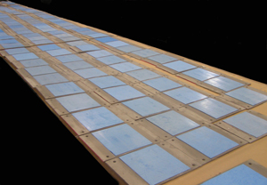 PTFE, 25% Glass Filled, Slide Plates for a LNG Plant in Trinidad