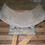 Custom pipe saddles with permali insulation