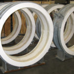 48 Guided Pre-Insulated Pipe Supports for High Temperatures