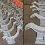 14 diameter pipe clamp assemblies designed and manufactured by ptp for a refining project in saudi arabia 27962376380 o