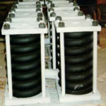 Specially Designed Spring Supports Ready for Shipment to Egypt