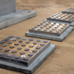 PT&P Bronzphite® Slide Plates with Structural Support