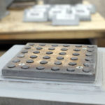 PT&P Bronzphite® Slide Plates on Structural Support