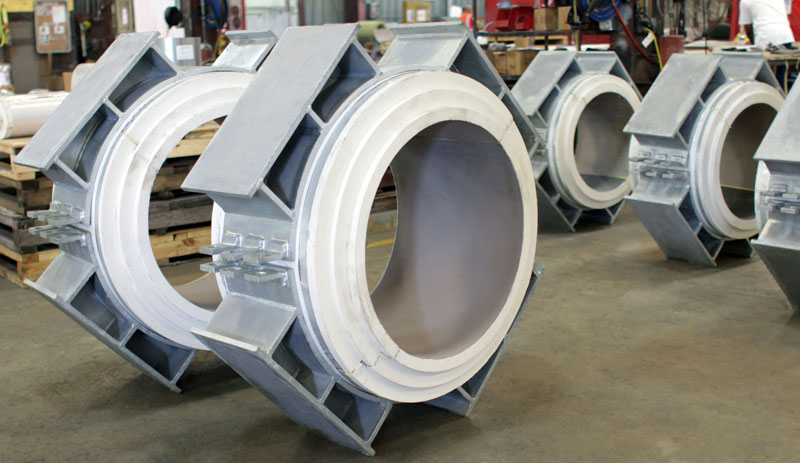 Cryogenic Pipe Insulation Supports – Cold Shoes - Products | Piping Tech