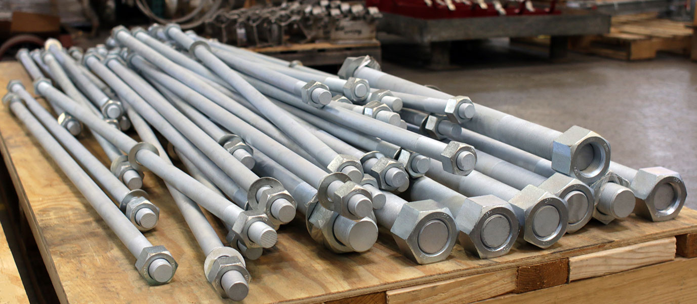 Hanger Rods, U-Bolts, Pipe Support Hardware – Products | Piping Tech