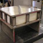 PT&P Marinite Slide Bearing Plates Testing