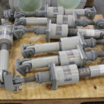 Mechanical Snubbers for a Refinery in Oklahoma