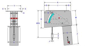 Fig. PTP 100 – D-Constant Spring