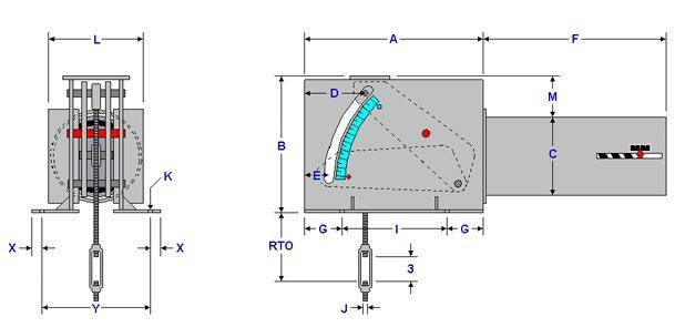 Fig. PTP 200 – E-Constant Spring