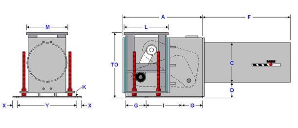 Fig. PTP 200 – U-Constant Spring