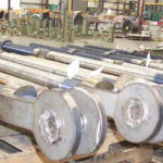 Rods and clevises for a natural gas combined cycle facility 4686377614 o