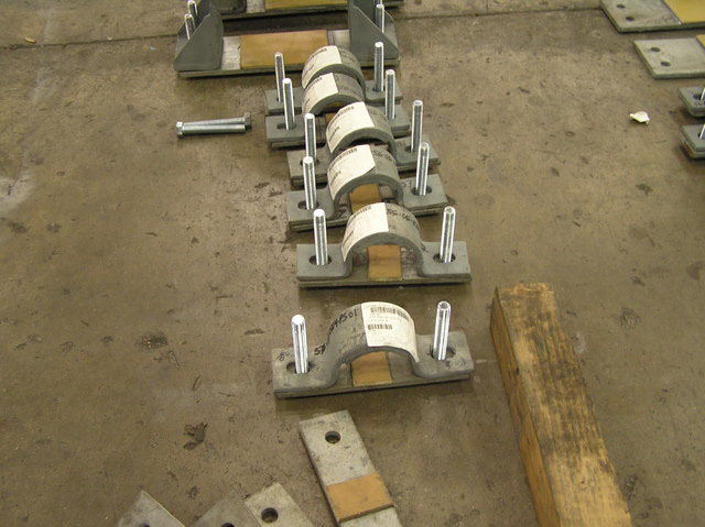 Hold Down Pipe Clamps Products Piping Tech