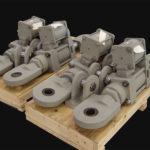 140,700 lb. Load Hydraulic Snubbers