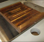 Custom Phosphorus Bronze Slide Plate Assemblies for Supporting Vessels