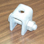 Hot Dipped Galvanized Welded Beam Attachment