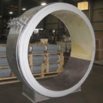 72″ Dia. Cryogenic Pipe Supports Designed for an LNG Facility