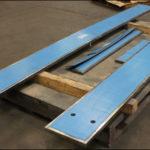 PTFE Slide Plate