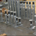 Adjustable Pipe Saddle Supports Designed for a Hydrocracker Project