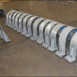 "Hold-down Cla24"" Hold-down Clamps for a Natural Gas Plant in Coloradomps for a Natural Gas Plant"
