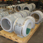 Insulated Pipe Supports Designed for Cryogenic and High Temperature Pipe Systems for an Ammonia Project