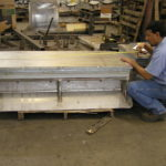 Pre-Insulated Cryogenic Supports with Stainless Steel Slide Plates