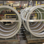 48″ Dia. Cryogenic Pipe Supports Designed for a Light Hydrocarbon Production Facility in Texas