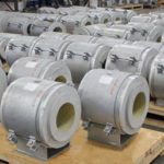 127 Cryogenic Insulated Pipe Supports Designed for a Chemical Plant