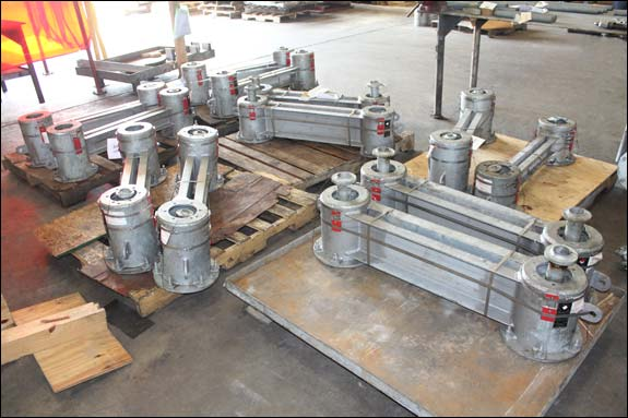 G-Type Variable Spring Assemblies Designed for Oil and Gas Refinery