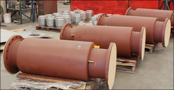 16 diameter externally pressurized expansion joints for an oil refinery 6230039345 o