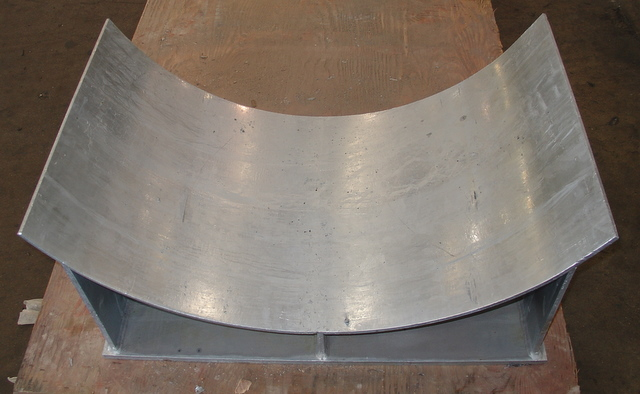 42 inch large bore pipe saddles