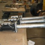 14,000 lbs. Load Hydraulic Shock Snubbers