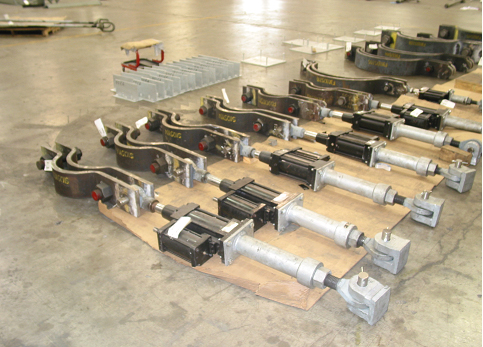 Hydraulic Snubber Assemblies - Passive Supports