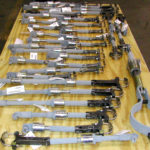 Snubber Assemblies for a Power Plant