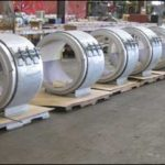 399 Pre-Insulated Pipe Supports for a LNG Facility