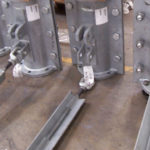 Structural Supports with Megalug Pipe Attachments