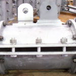 3 Wedge Action Mechanical Joints for a Suspension Bridge