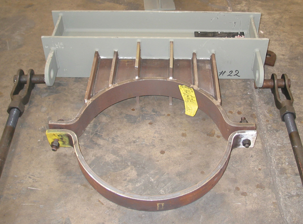 Load Indicator Pipe Hanger : Pipe support hangers piping technology products inc