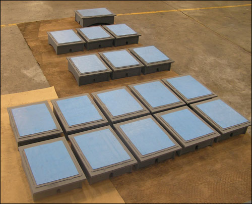 Slide Bearing Plates | Piping Technology & Products, Inc