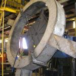 58 Large Diameter Floating Rings for a Refinery in Saudi Arabia