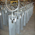 "60"" Adjustable Pipe Stands"