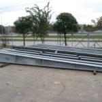 Canopy girders
