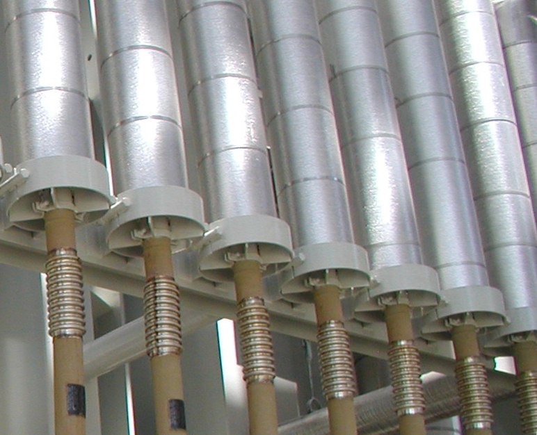 Insulated Supports Piping Technology Amp Products Inc