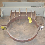 Pipe Clamp Support Assembly